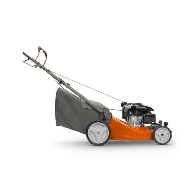 HV-WB-961480061 + HV-TOY-589289601 Husqvarna Front Wheel Drive Self Propelled Gas Lawn Mower + Kids Toy Lawn Mower 6