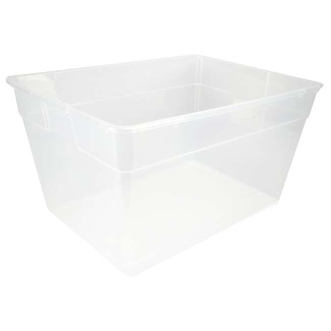 48 x 16598008 Sterilite 16558008 56-Quart Storage Box, 48 Pack 4