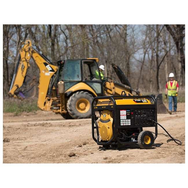 CAT-502-3699 CAT RP12000E 12000 Watt Running/15000W Starting Gas Powered Portable Generator 2