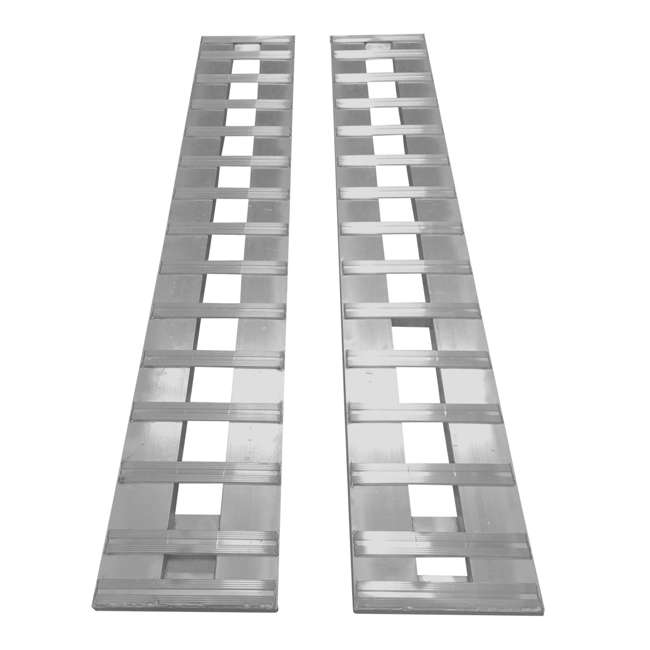 GH-R84-OB GEN-Y 7-Foot 6000-Pound Aluminum Truck Bed Loading Ramps(Open Box) 2