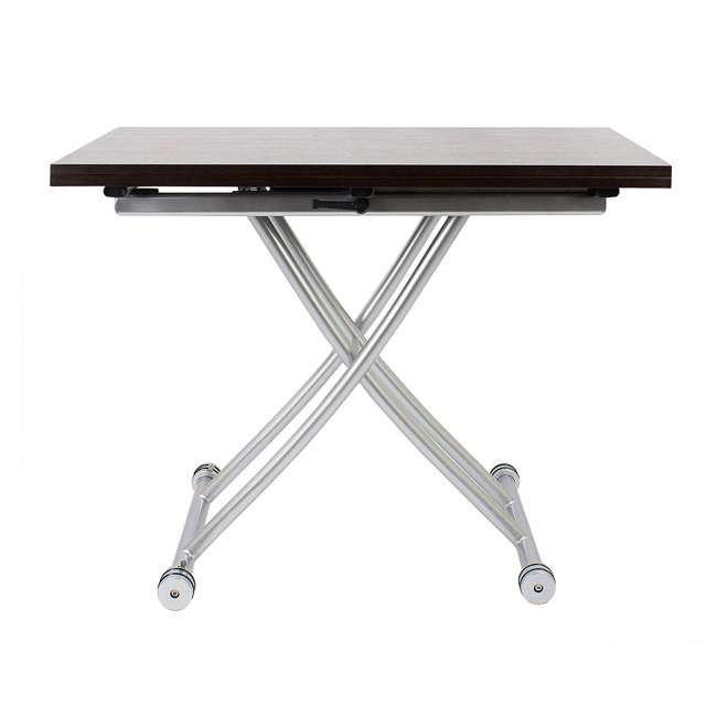 CO-2219 SpaceMaster 2219 X Convertible Adjustable Coffee and Dining Table