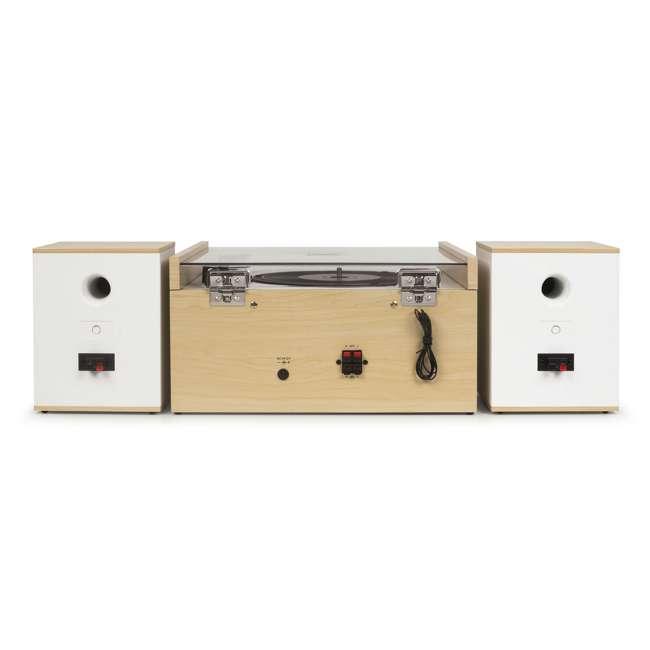 Crosley Switch II Belt Driven 2 Speed Turntable Shelf System