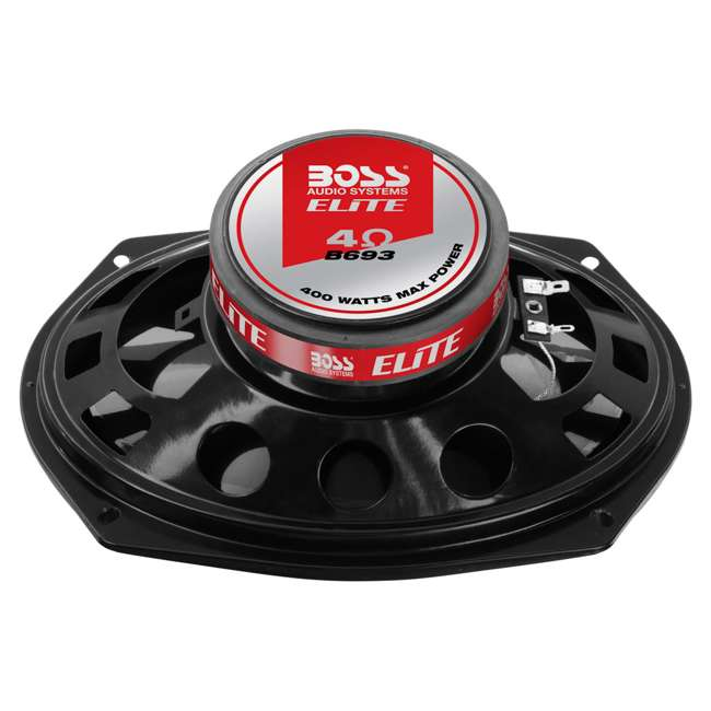B693 Boss Audio Systems 6 x 9-Inch 400-Watt Speakers, Pair 4
