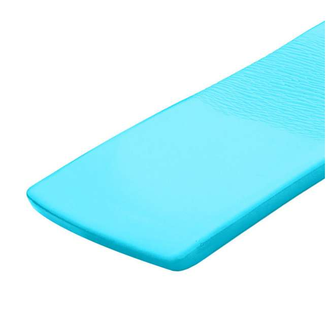 8020035 + 8020031 TRC Recreation Super Soft Sunsation Pool Lounger Mat, Pink and Tropical Teal 6