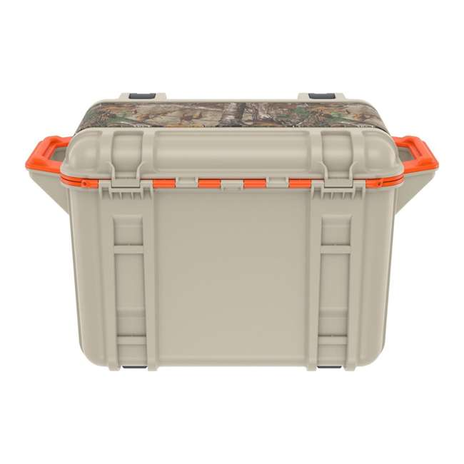 77-54464 Otterbox Venture Heavy Duty Outdoor Camping Fishing Cooler 45-Quarts, Back Trail 4
