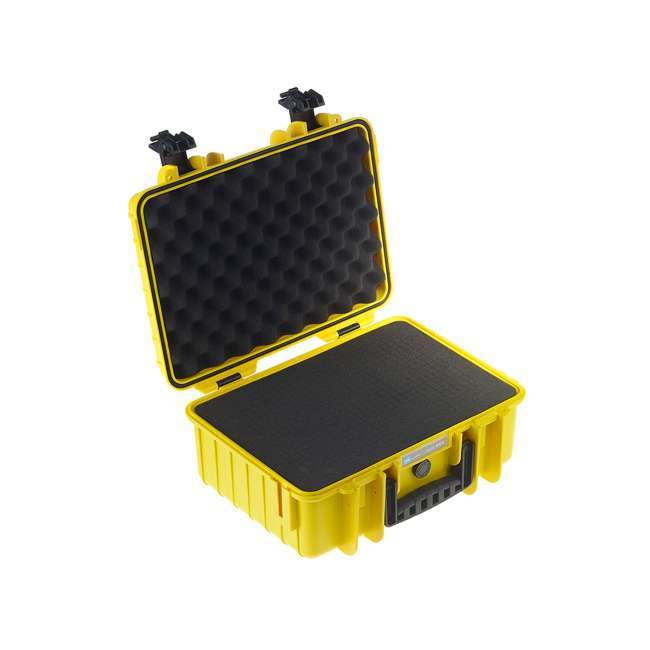 4000/Y/RPD B&W International 4000/Y/RPD Hard Plastic Outdoor Case with Removable RPD Insert 2