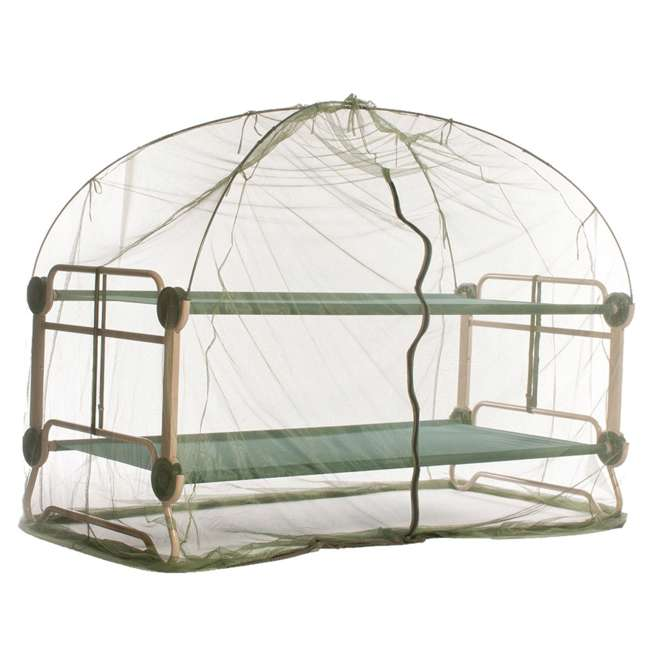 19810 Disc-O-Bed Mosquito Net and Frame (2 Pack) 1