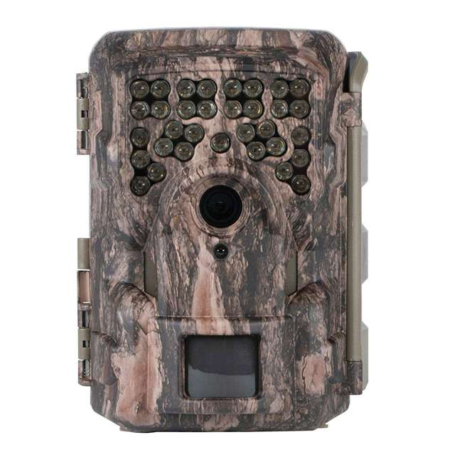 3 x MCG-13333 Moultrie M4000i Compact Night Vision Trail Camera, Smoke Screen Camo (3 Pack) 1