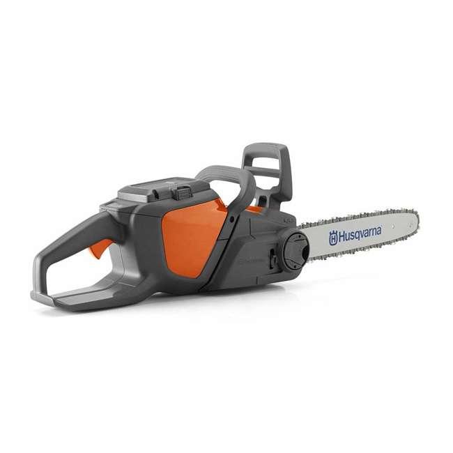967895302-BRC-RB Husqvarna 120i 14-Inch Battery Powered Brushless Chainsaw 1