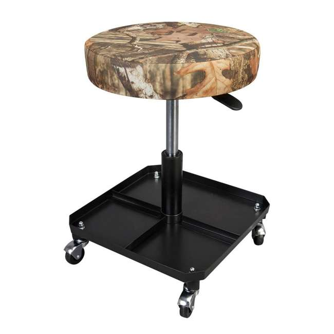 TOR-TR6350MO Torin Big Red Rolling Pneumatic Creeper Padded Stool, Camo (2 Pack) 1