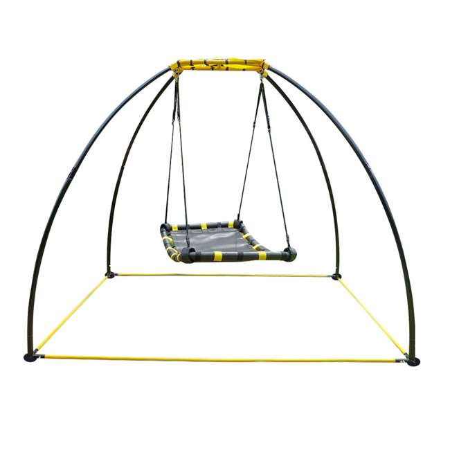 JKBKUFO-V3 JumpKing Backyard 360-Degree UFO Swing