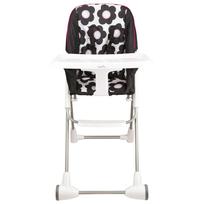EVEN-25311234 Evenflo Symmetry Foldable Baby Toddler High Chair, Marianna 1