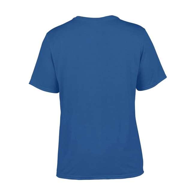 MENS-S-ROYAL Gildan Classic Fit Mens Small Shirt, Royal Blue 3