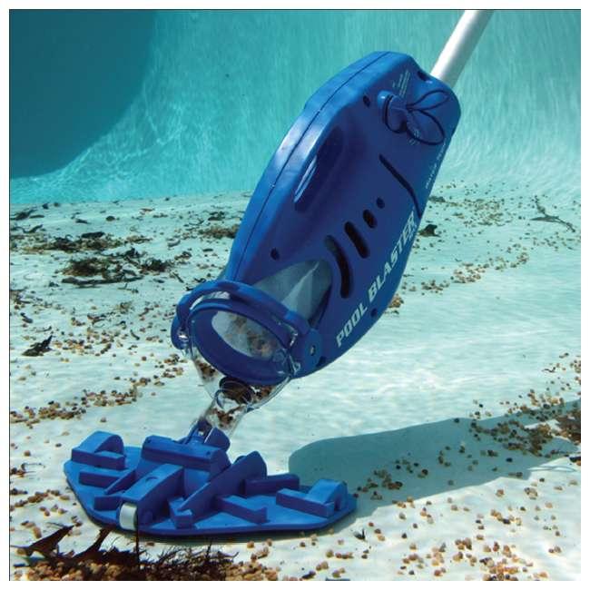 POOLBUSTER Water Tech Pool Blaster MAX Pool Cleaner Vacuum 3