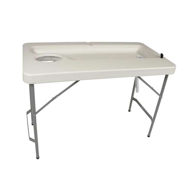 CCC-300 Coldcreek Outfitters Fillet Station Fish Cleaning Portable Outdoor Table w/ Sink
