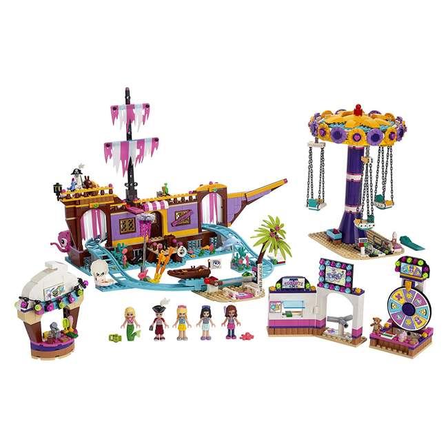 6251658 LEGO Friends 41375 Heartlake City Amusement Pier Block Building Set w/ 5 Figures