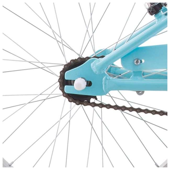 14-1510100 Raleigh Bikes Lightweight Frame Jazzi 12 Kids Bike with Training Wheels, Blue 3