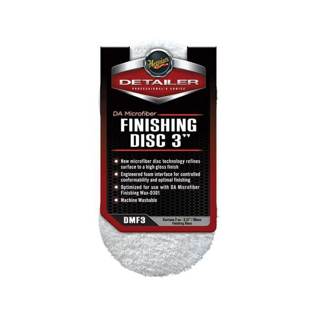 DMF5B Meguiar's 5-Inch DA Microfiber Finishing Disc | DMF5B (24 Pack) 2