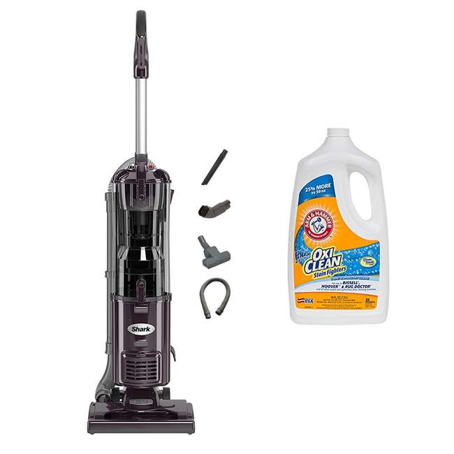 Shark Navigator Upright Vacuum Amp Oxiclean Carpet Washer