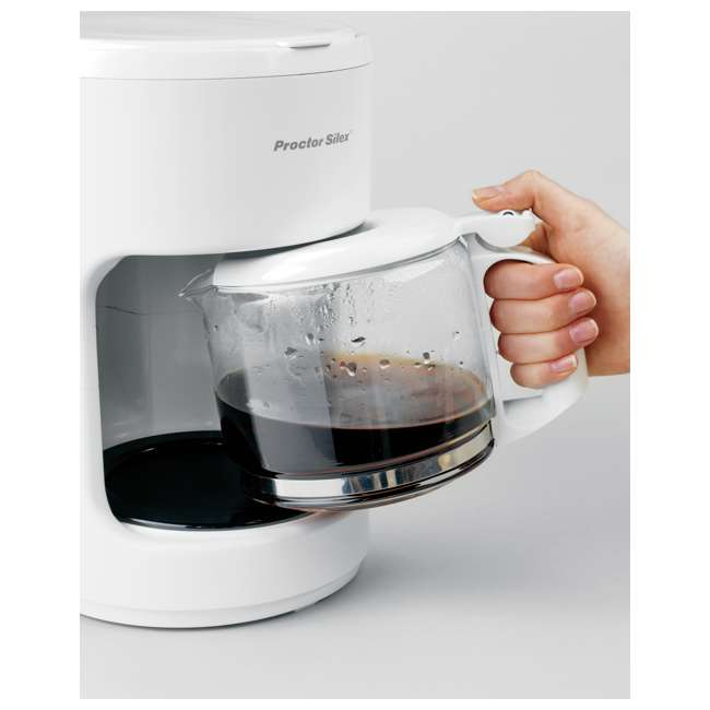 48350Y Proctor Silex 10-Cup Coffee Maker (48350) 1