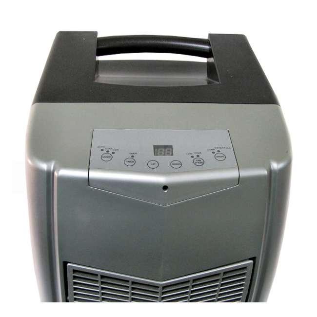 KF9000-SILVER-RB AMCOR KF 9000 BTU Silver Portable Air Conditioner (Refurbished) 2