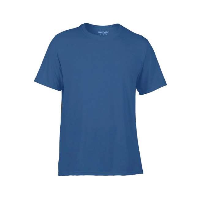 MENS-S-ROYAL Gildan Classic Fit Mens Small Shirt, Royal Blue