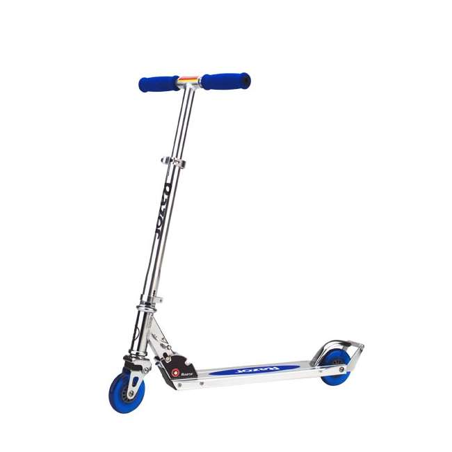 13003A2-BL-U-A Razor A2 Kids/Boys Kick Scooter (Blue) (Open Box)