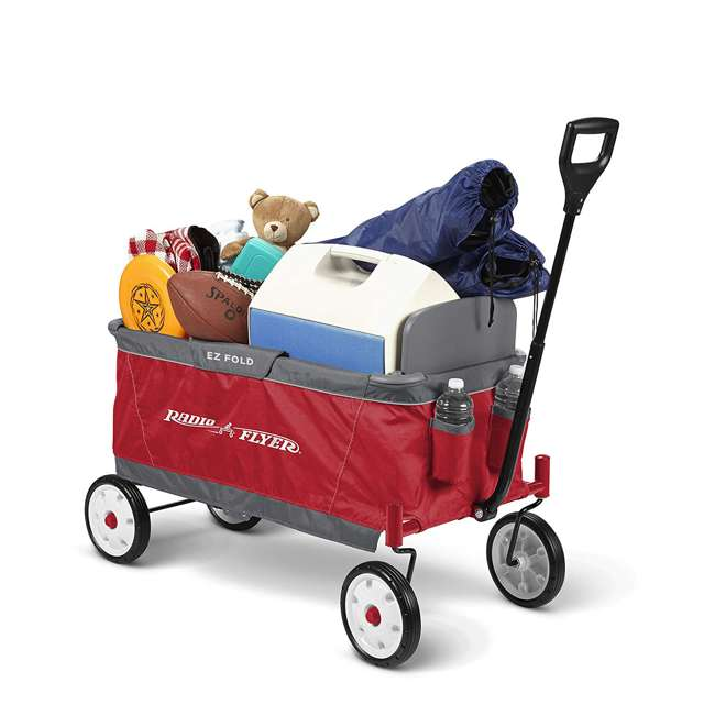 3900X Radio Flyer 2 Passenger Ultimate EZ Folding Wagon 2