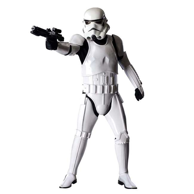 909866 Rubie's Star Wars Stormtrooper Costume, Standard