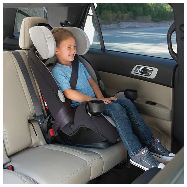 CC190ECJ Safety 1st Grow and Go Ex Air 3-in-1 Convertible Car Seat  5