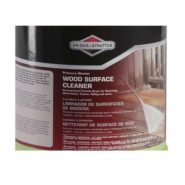 Briggs Amp Stratton Pressure Washer Wood Surface Cleaner 1