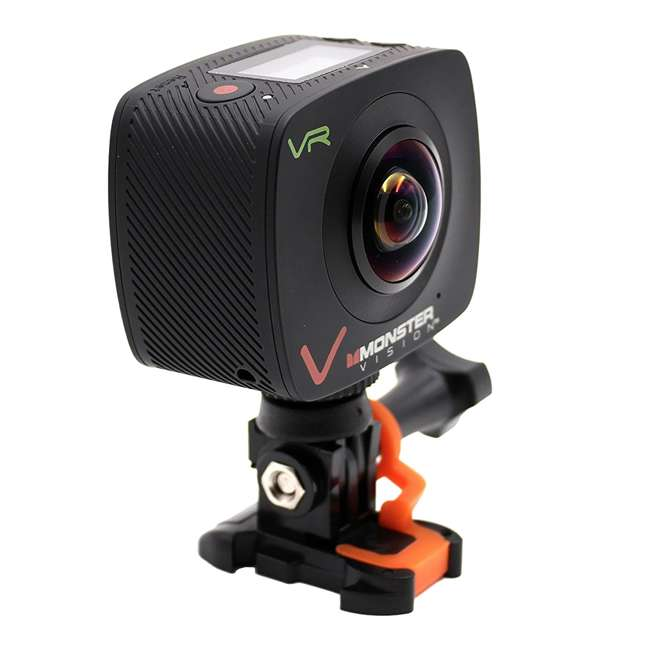 CAMVR-0360-A Monster Digital Vision 360 VR Virtual Reality Camera Set 4
