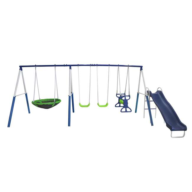 XDP-76208 XDP Recreation All-Star Outdoor Playground Kids' Swing Set