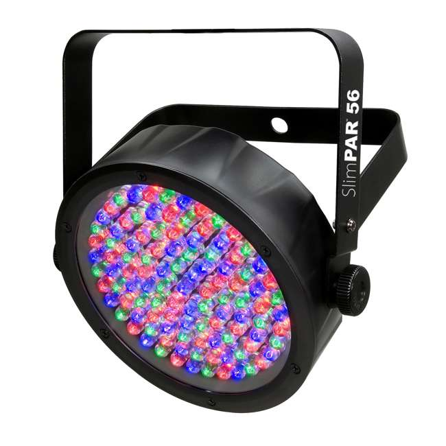 SLIM-PAR56 Chauvet SlimPar 56 LED DMX Slim Par Can Light
