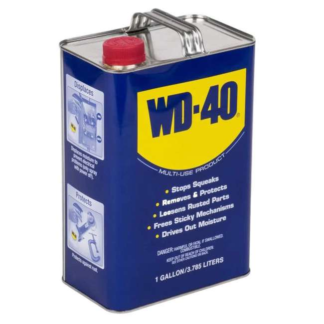 WD-490118 WD-40 490118 Multi Use Heavy Duty Soaking Dipping Lubricant Product, 1 Gallon