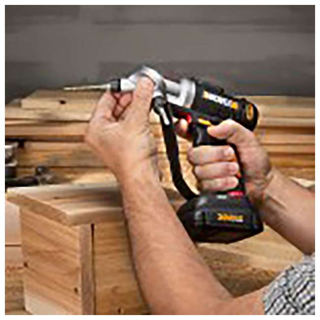 WX176L Worx Switchdriver 2-in-1 Electric Cordless Drill and Driver  4