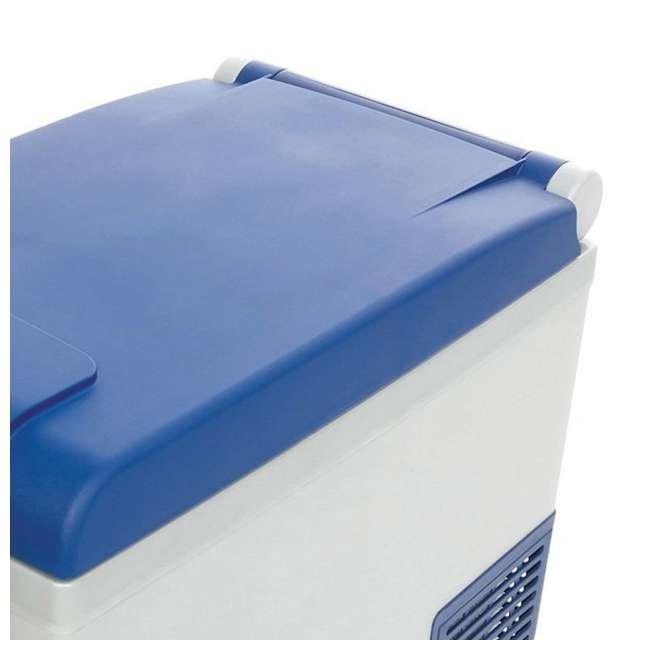 "10800472-ARB + 05059 ARB 50 Quart Car Tailgate Travel Fridge Freezer & Adjustable 40"" to 70"" Ratchet  10"