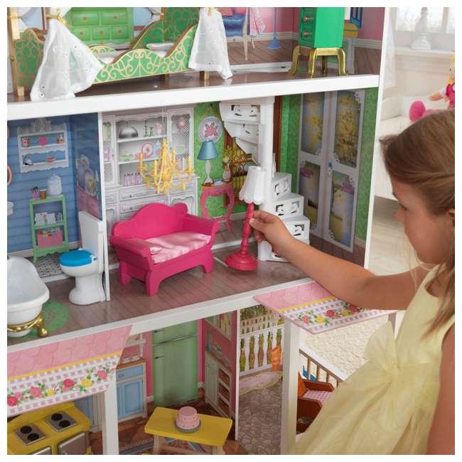 65851 KidKraft Sweet Savannah Dollhouse 5