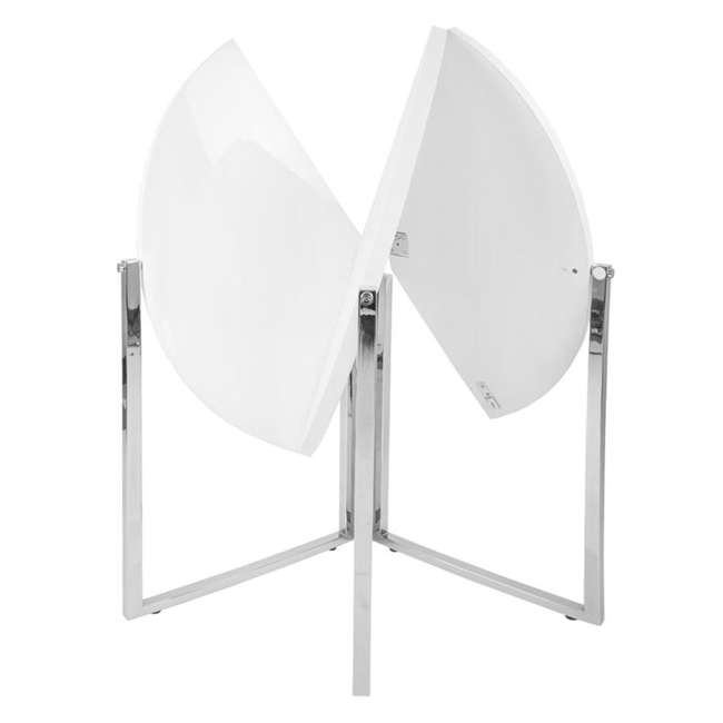 CO-2389-U-C SpaceMaster Space Saving Circular Articulated Panel Folding Table (For Parts) 4