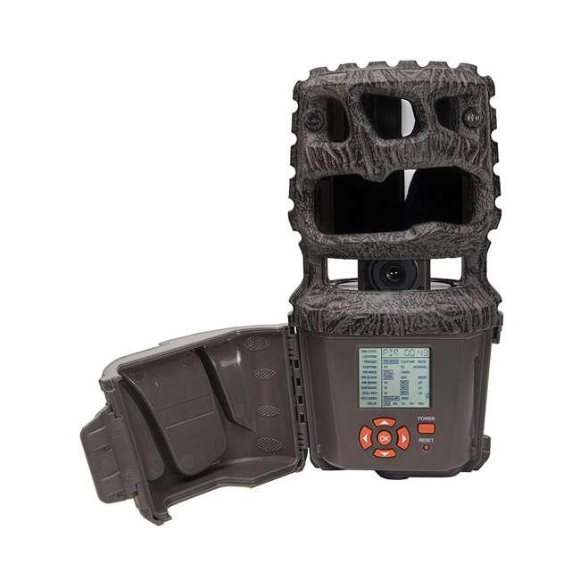 4 x WGI-R12B20-7 Wildgame Innovations 360 Degree 12MP Trail Camera, Camo (4 Pack) 4