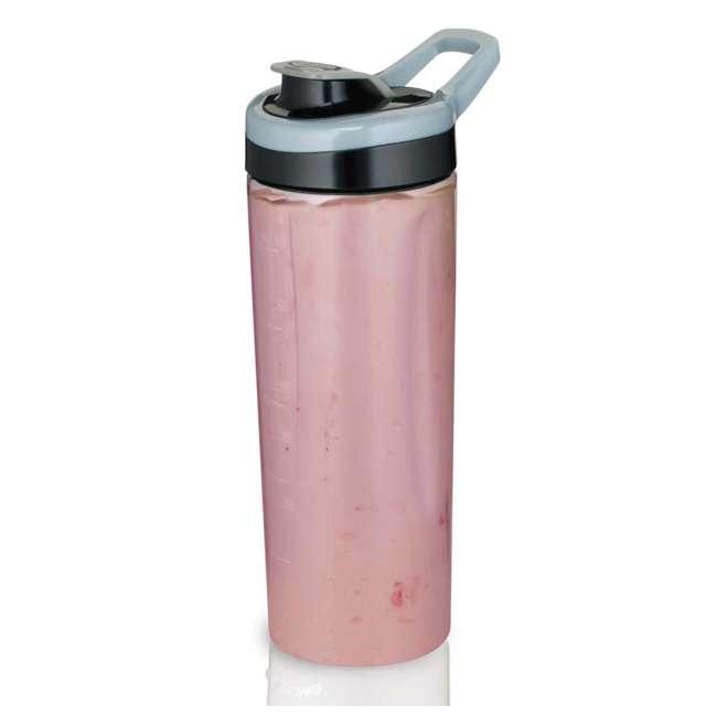 53517 Hamilton Beach MultiBlend Blender with Blend-In Travel Jar (2 Pack) 2