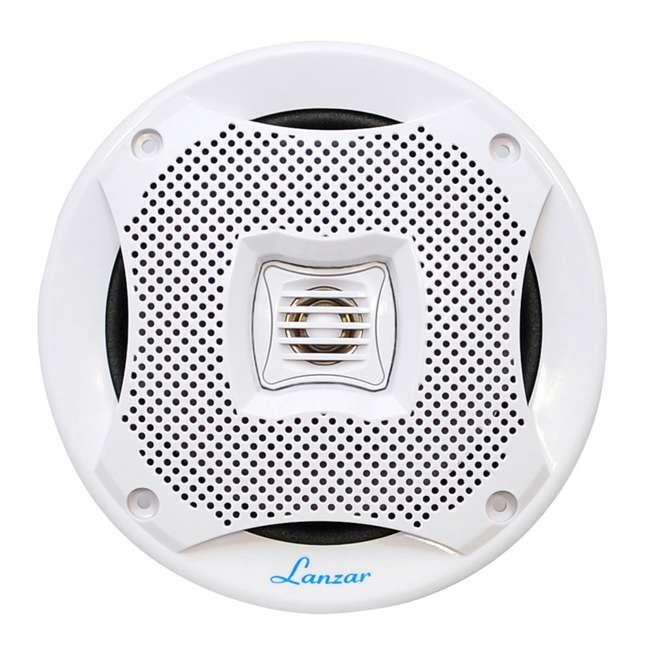 AQ5CXW Lanzar AQ5CXW 5.25-Inch 400 Watt Marine Speakers (Pair) 1