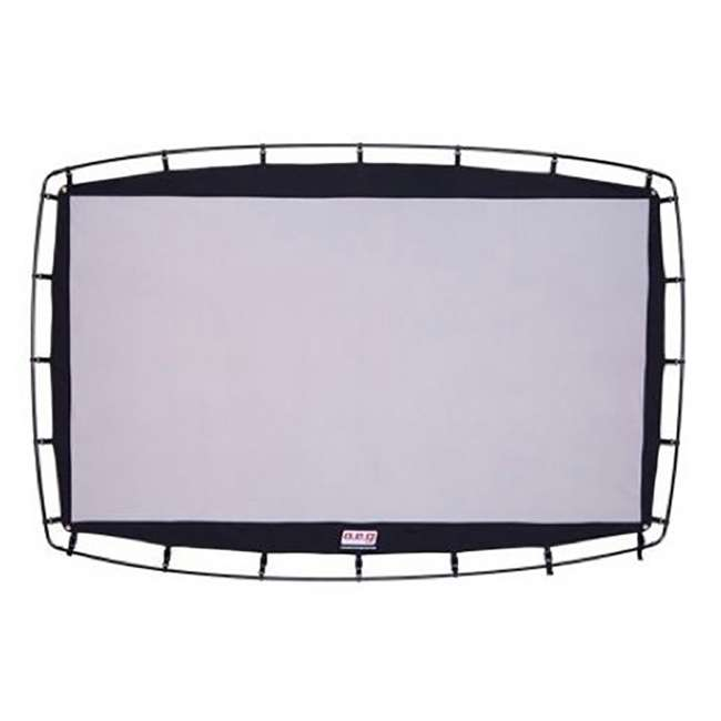 CC_OS115 Camp Chef 115-Inch Giant Outdoor Nylon Movie Projector Screen (2 Pack) 1