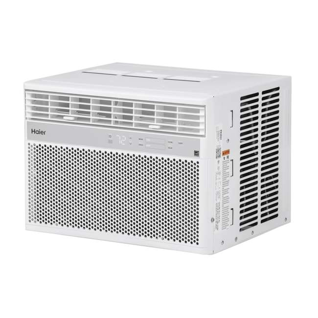 QHM05LX Haier 5,500 BTU Electric Air Conditioner with Remote, White 3