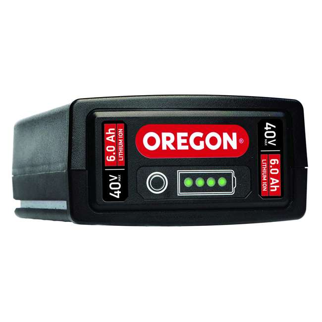 ORE-586642 Oregon PS250 40 Volt Cordless Pole Saw with 6.0Ah Battery and C750 Rapid Charger 2