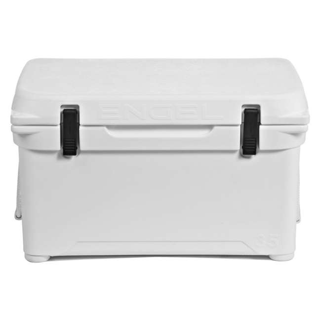 ENG35-OB Engel 35 High-Performance Roto-Molded Cooler, White (Open Box) 2