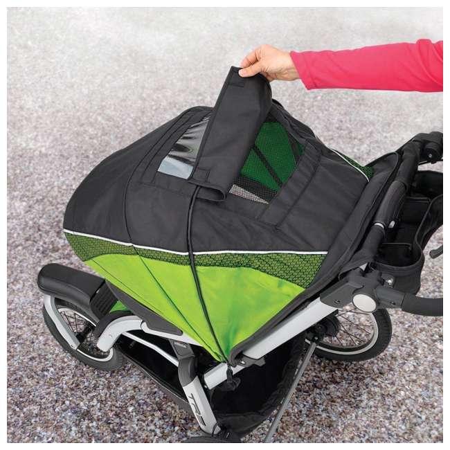 CHI-0707910384-OB Chicco TRE Lightweight Jogging Stroller, Titan (Open Box) 7
