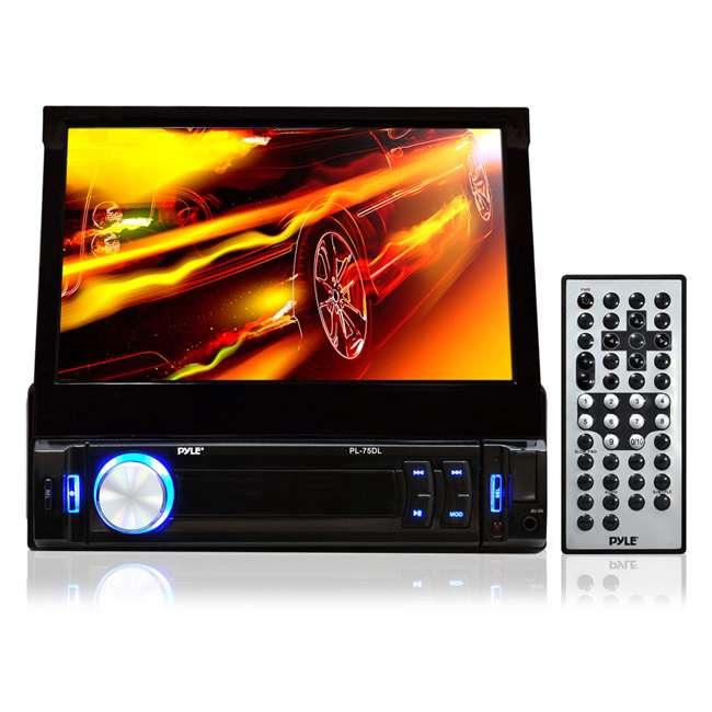 PL75DL Pyle PL75DL 7-Inch Lcd TouchScreen Usb/sd Aux Receiver