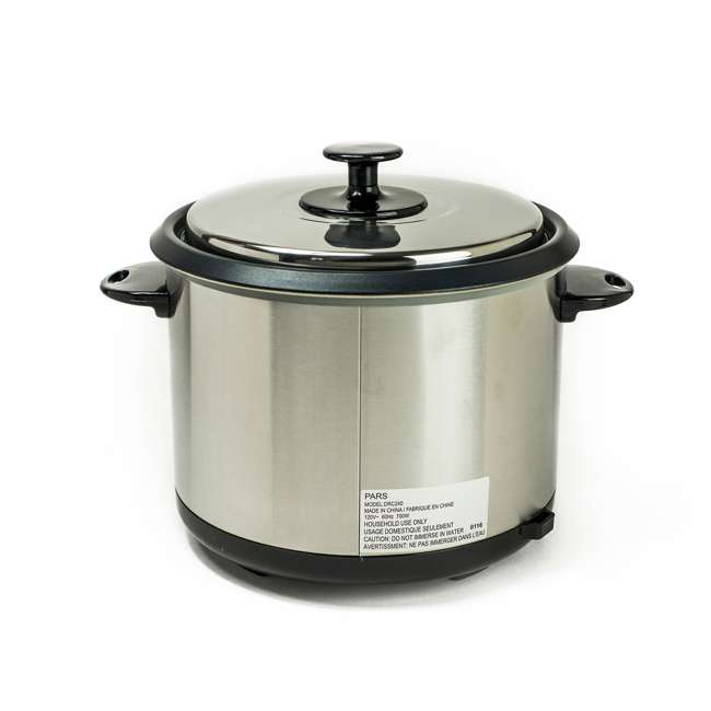 DRC240 Pars Persian 10-Cup Rice Cooker 4