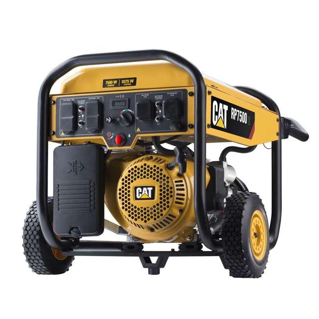 CAT-490-6491 RP7500 E Portable Generator